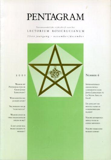 - Pentagram, 23e jaargang(2001)nr. 6