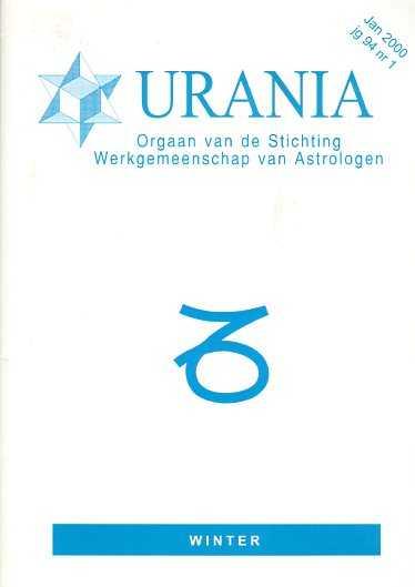 - Urania jaargang 94, nr. 1, Jan 2000 Winter