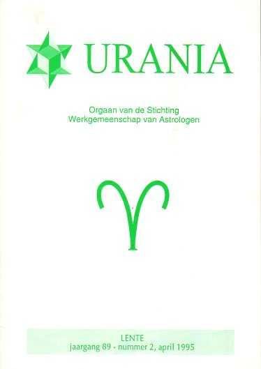 - Urania jaargang 89, nr. 2, April 1995 Lente
