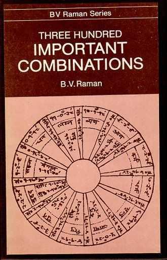 RAMAN, B.V. - Three Hundred Important Combinations