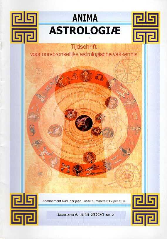 - Anima Astrologiae. Tijdschrift voor oorspronkelijke astrologische vakkennis. Jaargang 6, juni 2004, nr. 2