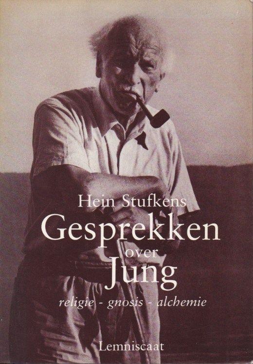 Afbeelding van tweedehands boek: Stufkens, Hein-Gesprekken over Jung. Religie - gnosis - alchemie